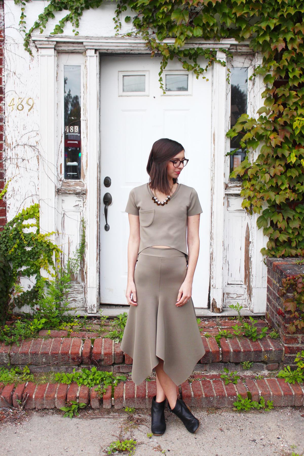 Holly Darling at Megan Nielsen Patterns