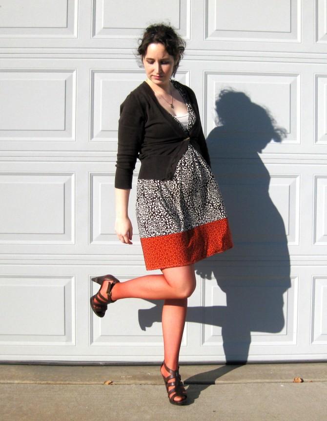 Celebrating pantyhose fashion the