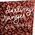 Megan Nielsen Darling Ranges dress sew along