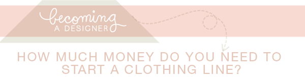 Becoming a designer how much money do you need to start a for How to start a home decor line