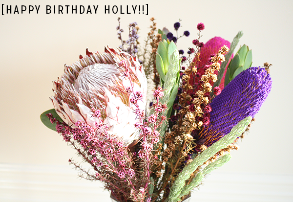 Happy Birthday Holly!