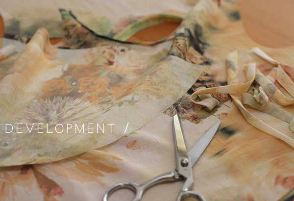 Megan Nielsen Crescent blouse development