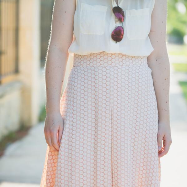 Megan Nielsen tania culottes // V3
