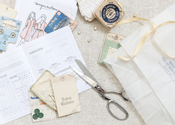 megan nielsen design diary — handmade style by a designer