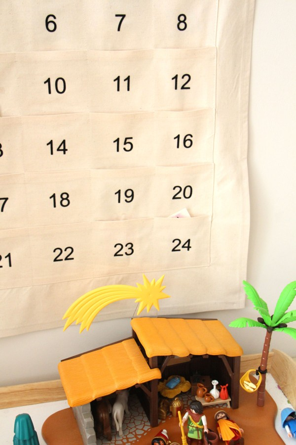 Minimalist Advent Calendar : A minimalist advent calendar — megan nielsen design diary
