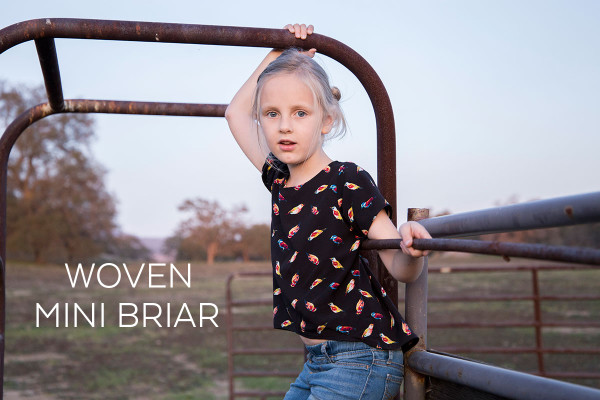 Woven Mini Briar Title Photo