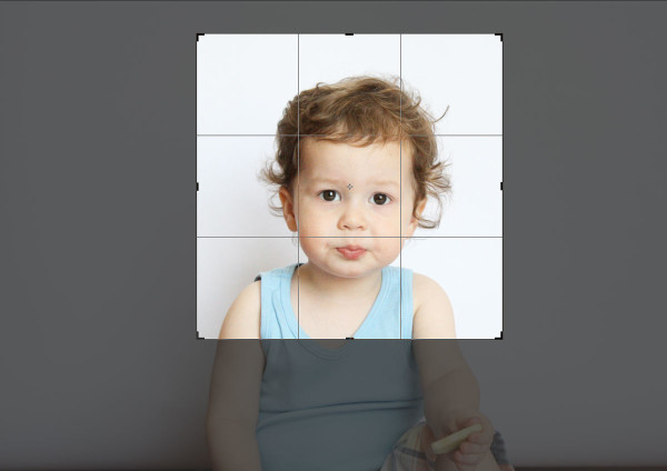 How to take a toddler passport photo at home (with no crying)