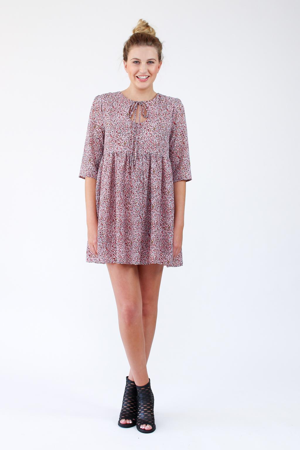 Megan Nielsen Sudley sewing pattern