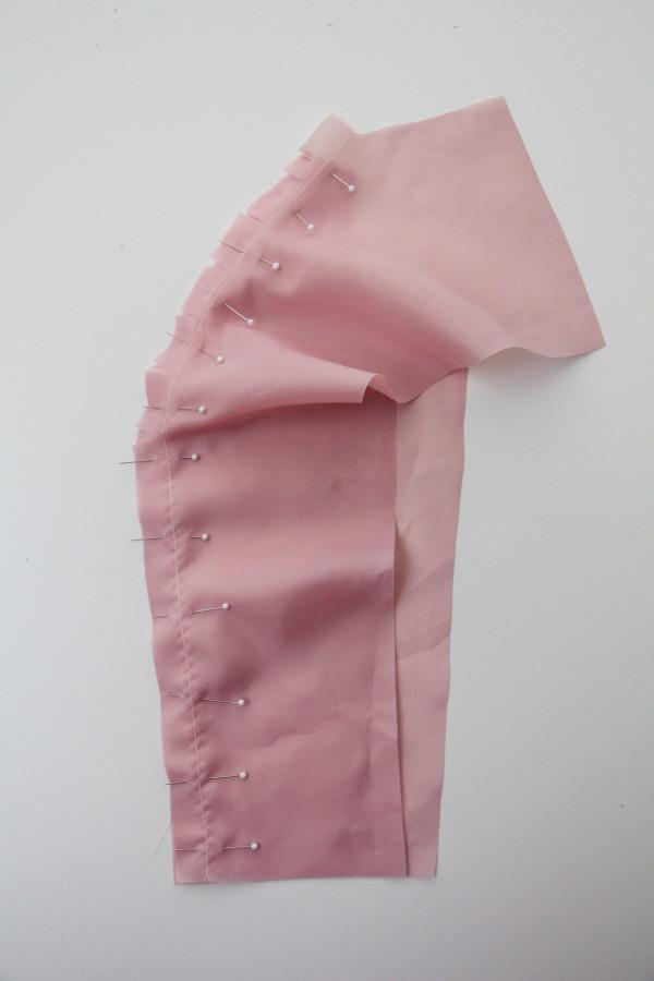 How to sew princess seams // A Karri dress tutorial // Megan Nielsen Design Diary