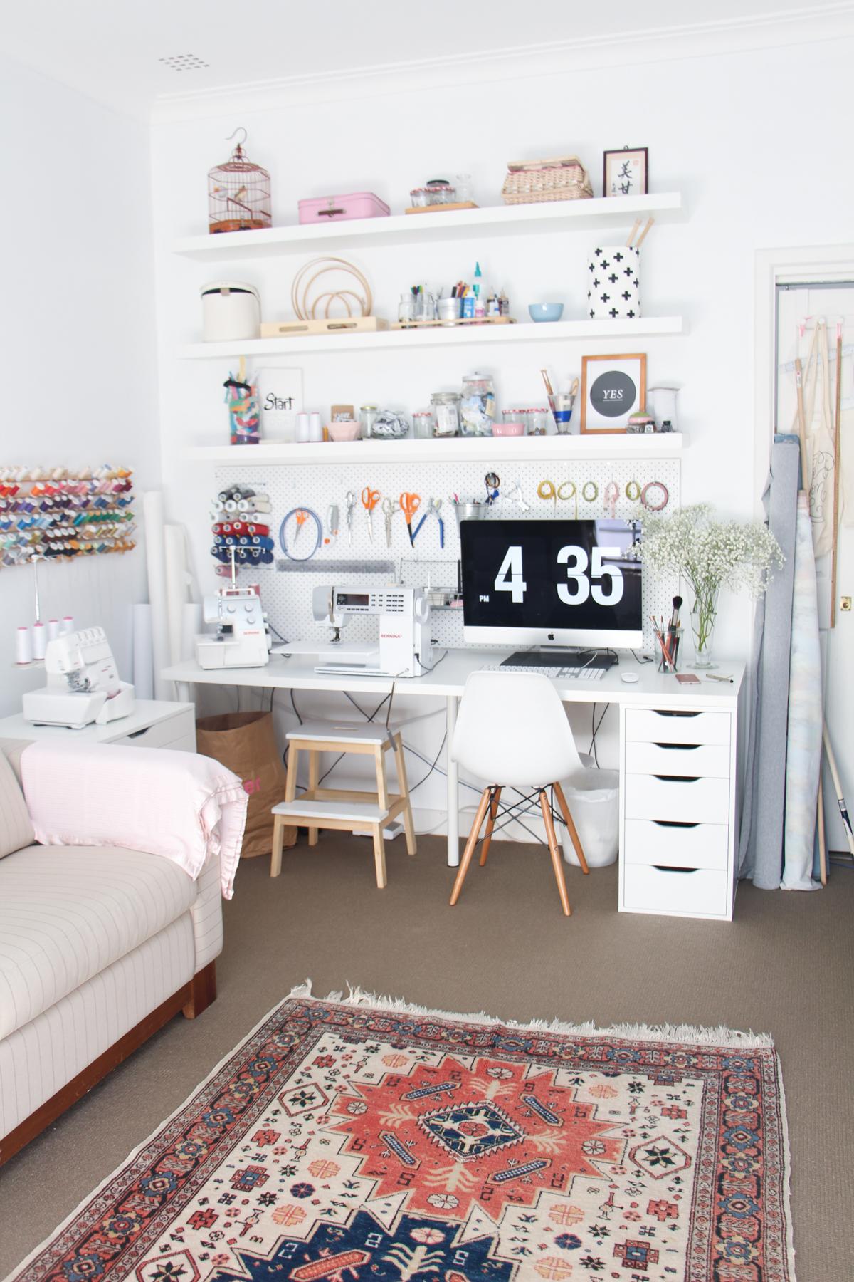 Free Room Design Tool: Megan Nielsen Design Diary