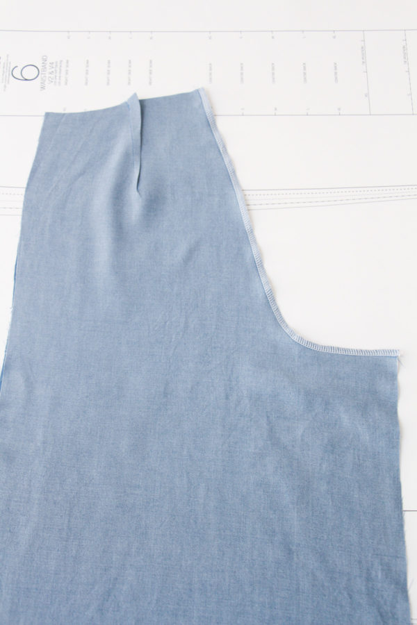How to sew the seams// Flint pants and shorts sewalong on Megan Nielsen Design Diary