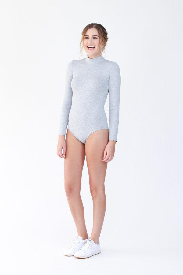 How to sew a snap crotch bodysuit // Rowan bodysuit and tee sewalong on Megan Nielsen Design Diary