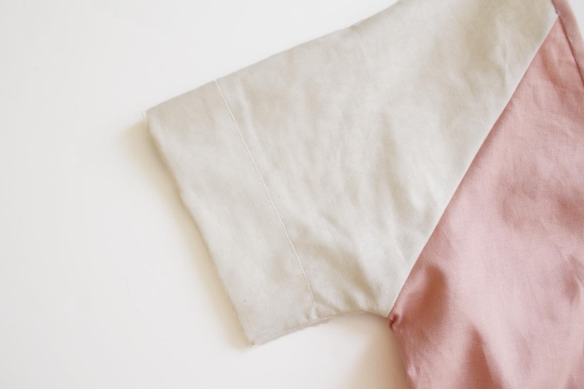 how to hem the River pattern // tutorial on Megan Nielsen Design Diary