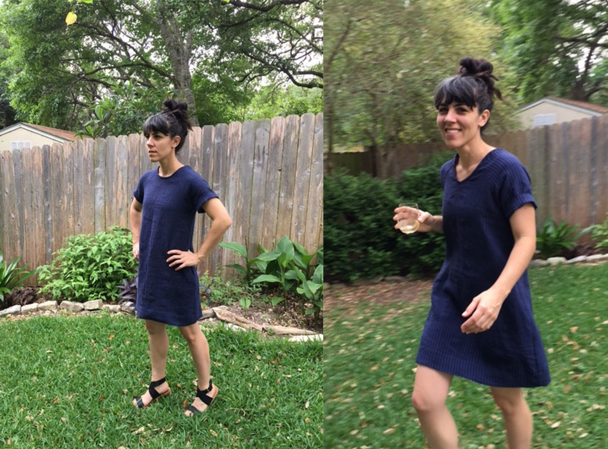 River dress & top pattern tester roundup! Megan Nielsen Design Diary