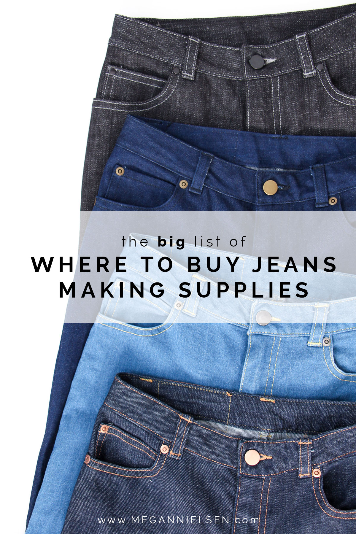 the big list of where to buy jeans making supplies megan nielsen