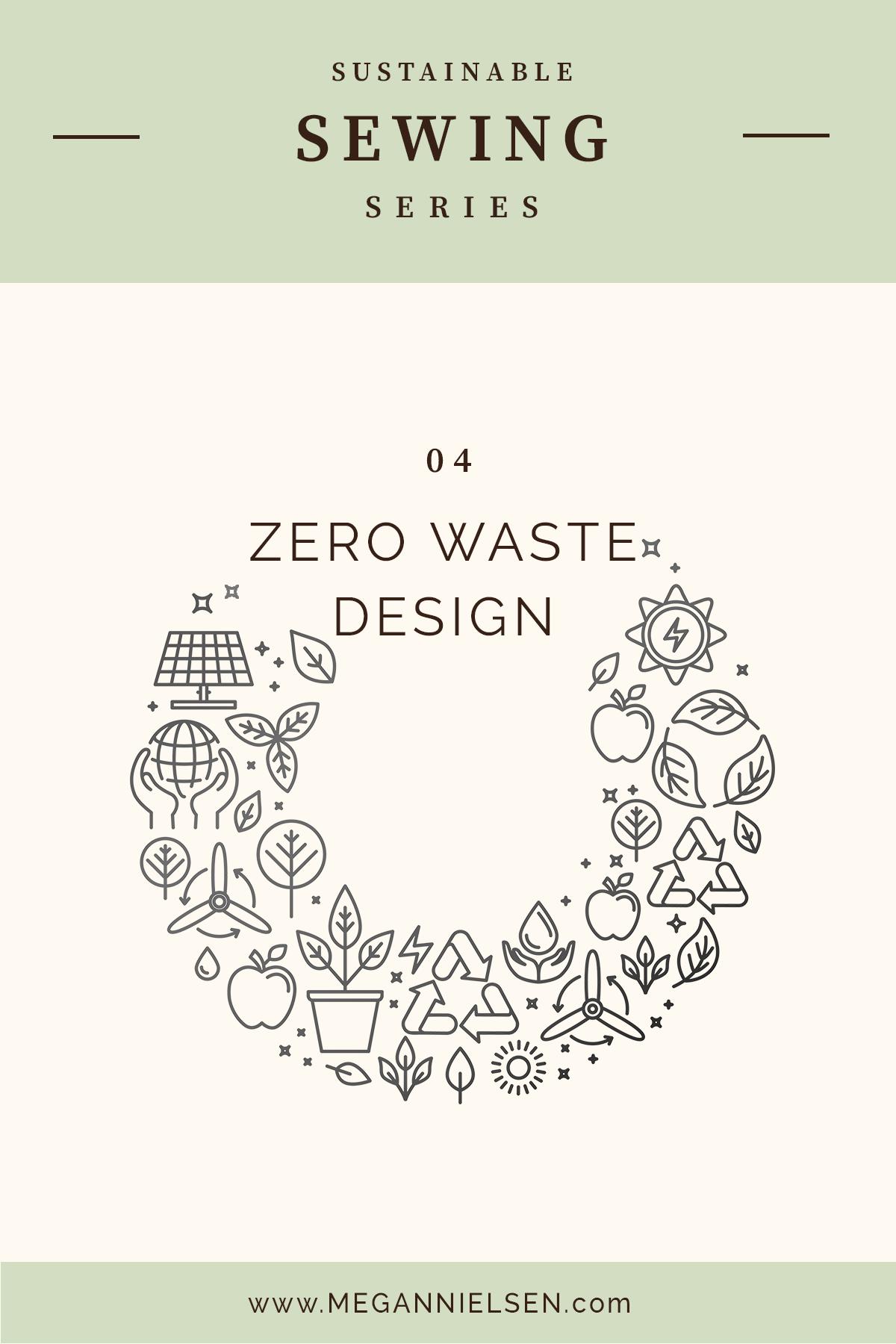 Sustainable Sewing 5 Zero Waste
