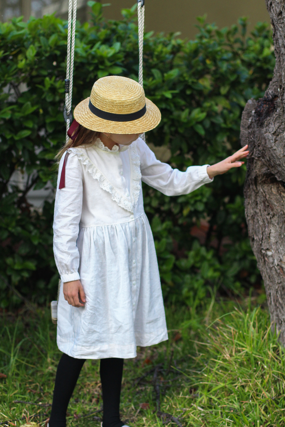 Bunny's Book Week 2018 Costume: Mary Lennox / The Secret Garden // Megan Nielsen Design Diary