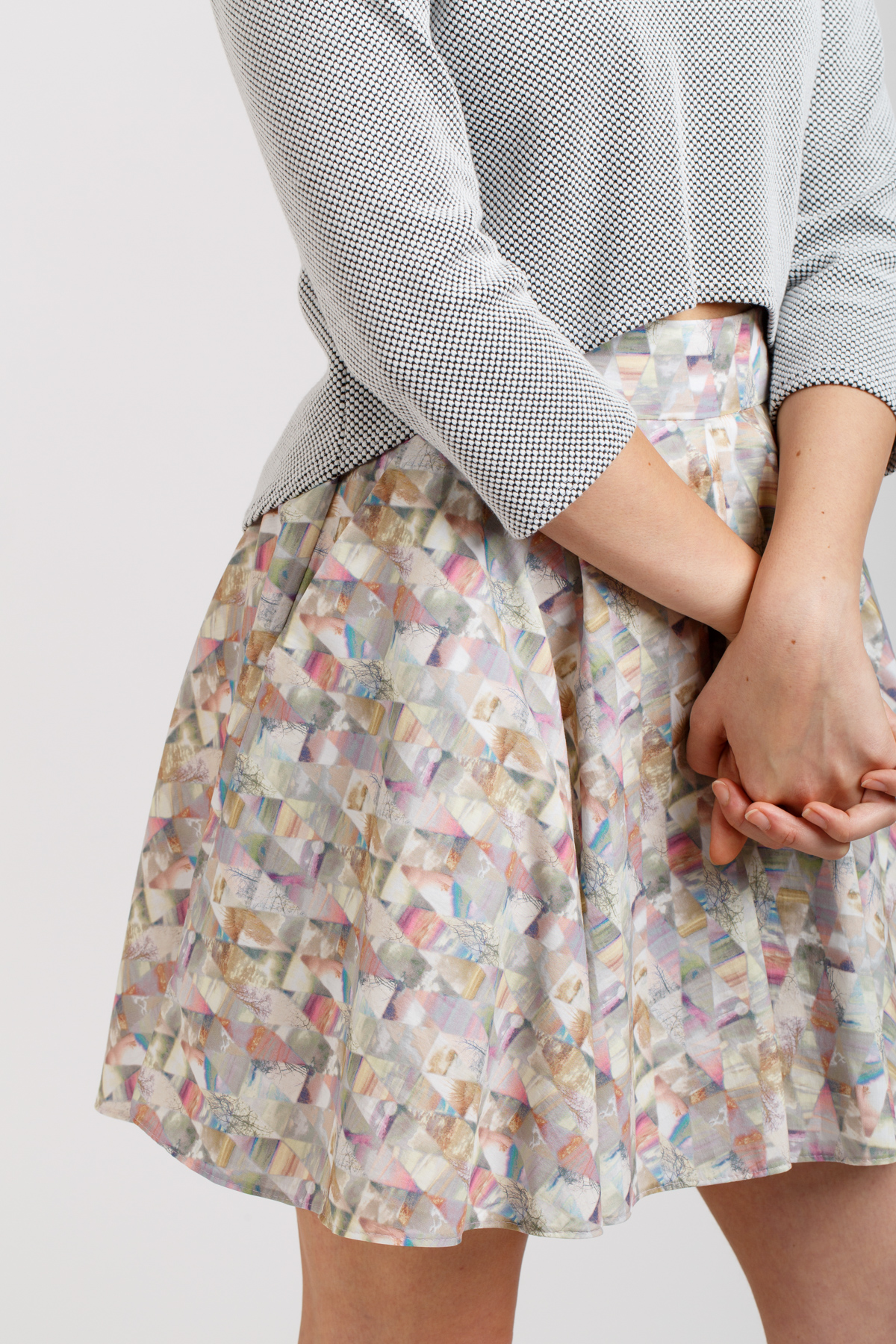Introducing Tania Culottes with Pockets!