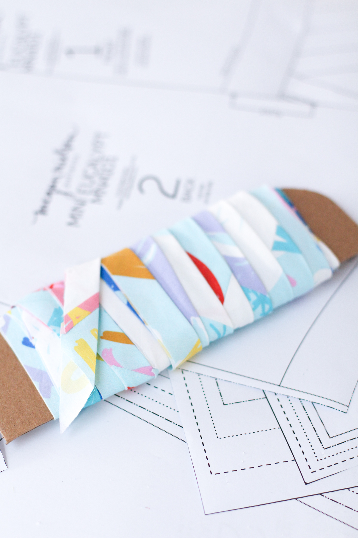 Sewing with Ellie Whittaker Fabric // Megan Nielsen Design Diary