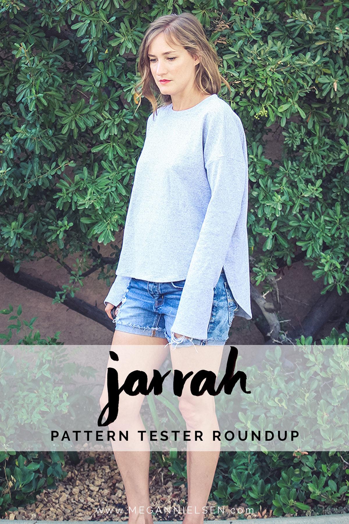Jarrah Tester Header
