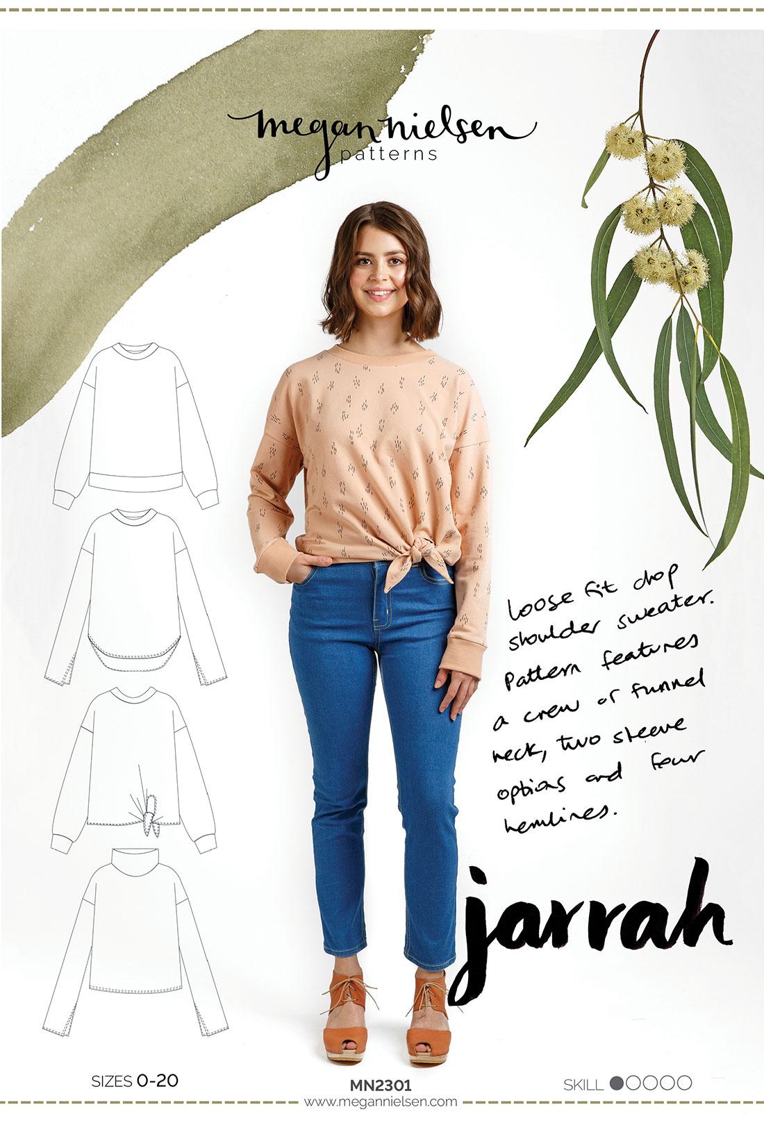 Jarrah envelope