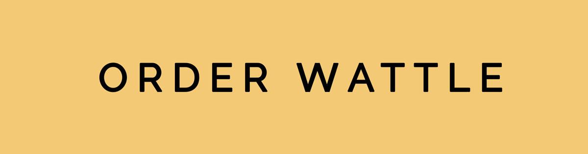 Order the Wattle Pattern