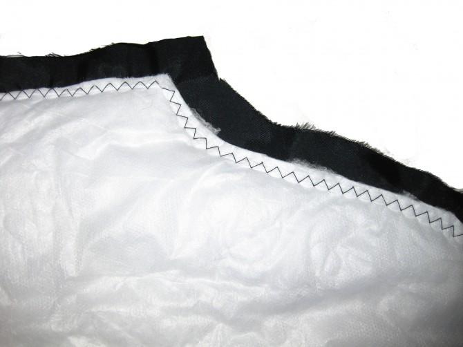 Interlining 2 sleeve