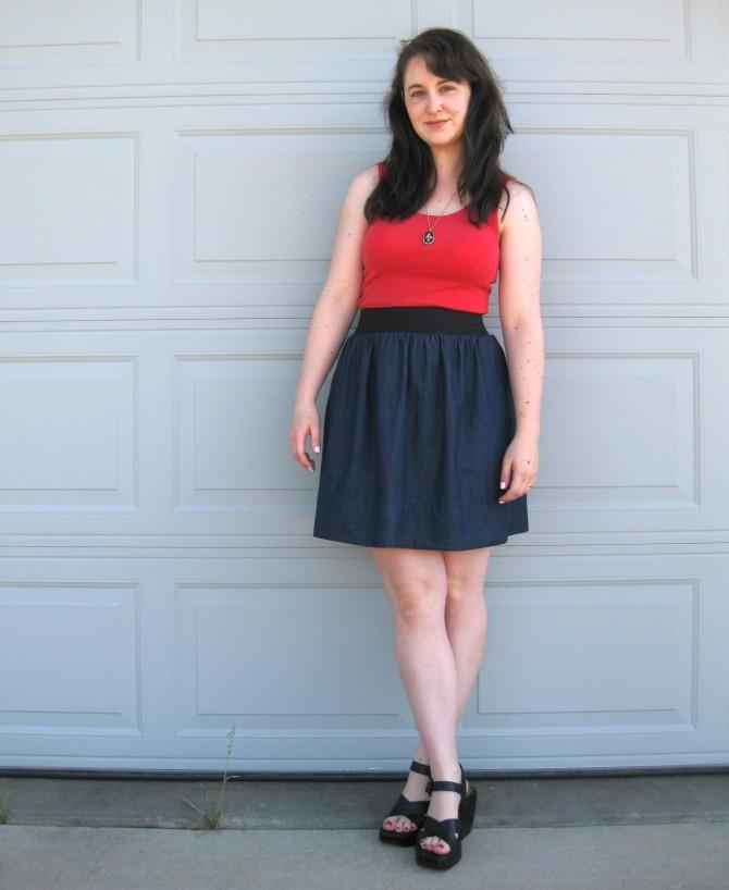 28f2fe2b5e9 DIY Fridays  How to make an elastic waistband dress — megan nielsen ...