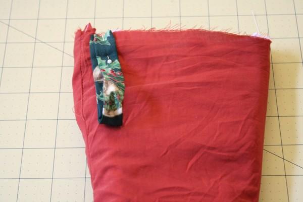 How to make beautiful Christmas stockings // FREE tutorial Megan Nielsen Design Diary