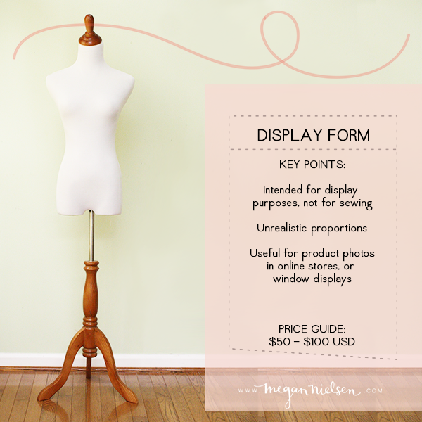 Display form pros & cons