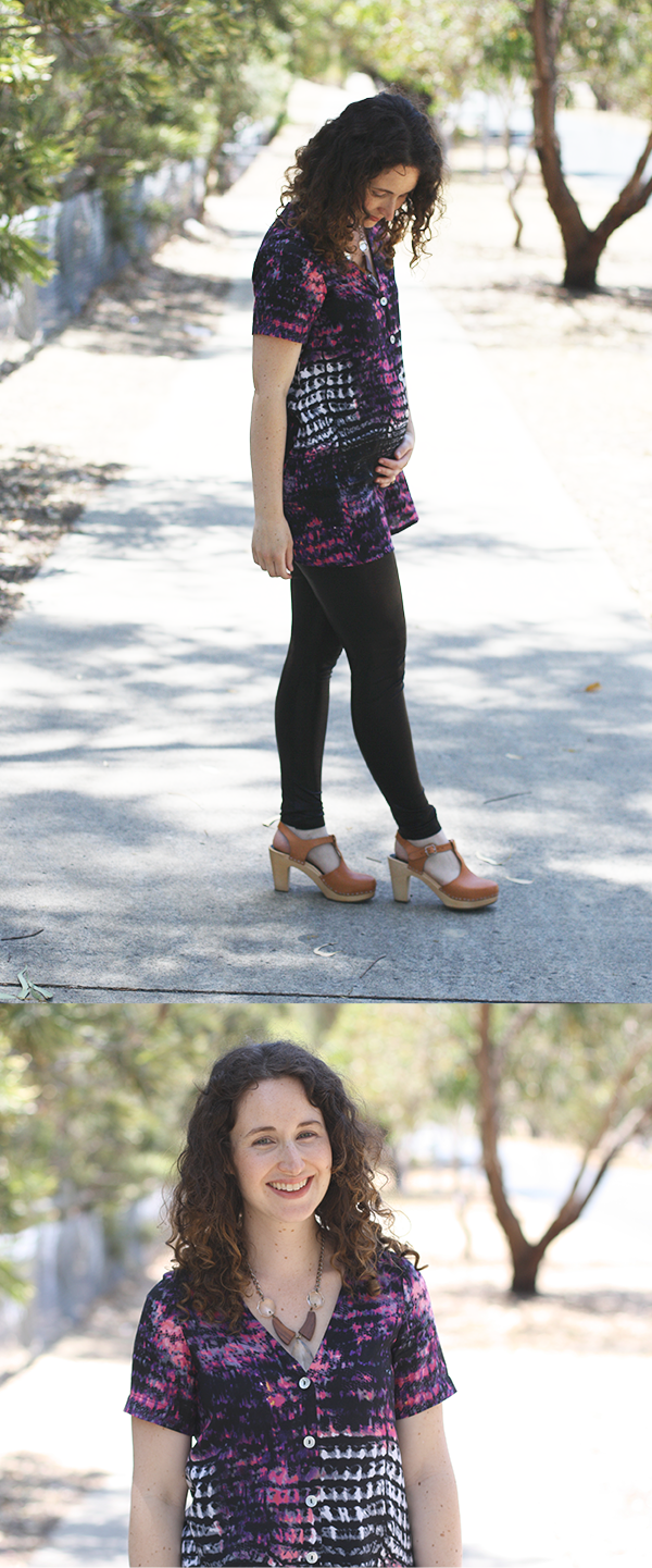 Darling Ranges tunic + Virginia leggings