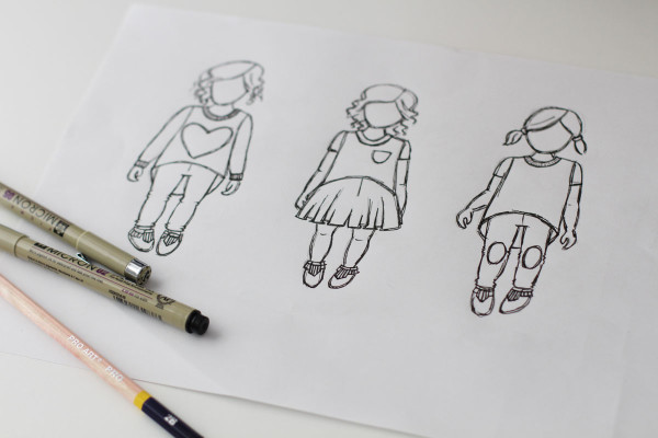 Megan Nielsen Childrens patterns