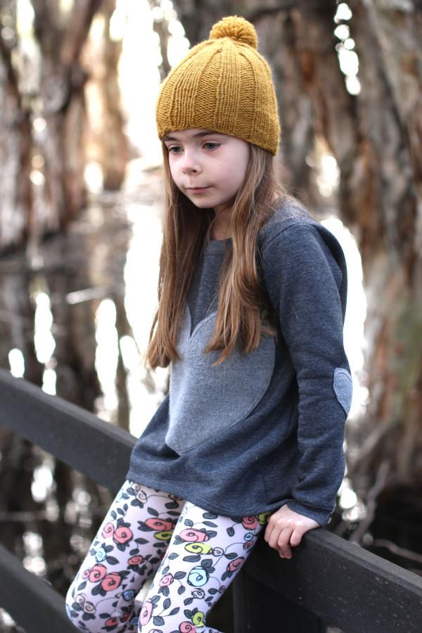 Knitted// Wiksten Ribbstickad by Megan Nielsen