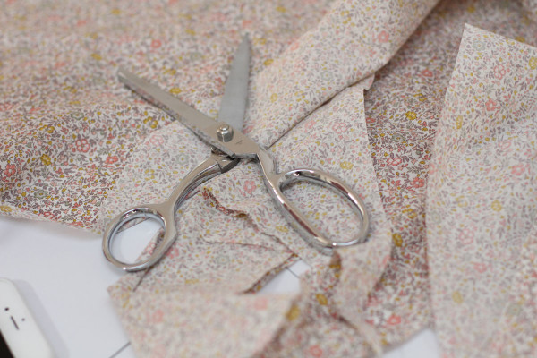 How to sew with Liberty of London Fabrics by Megan Nielsen