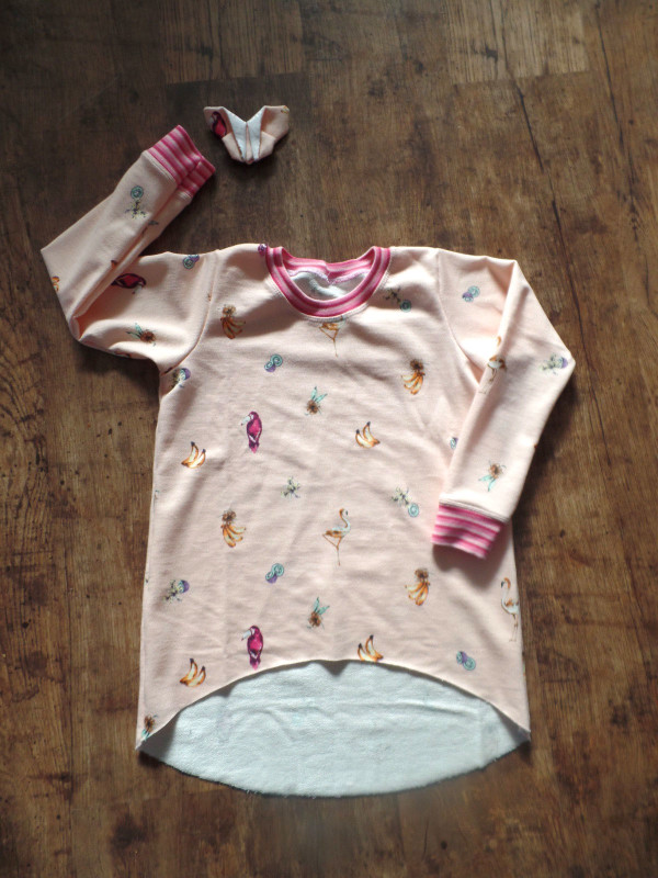 Megan Nielsen Mini Briar sewing pattern tester roundup