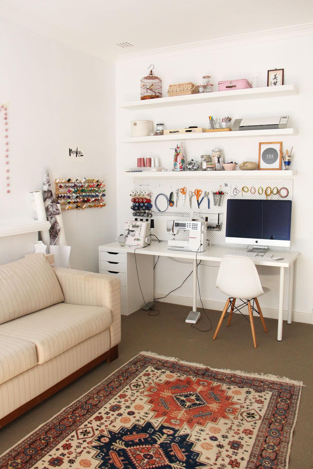 10x10 Room Layout Craft: Megan Nielsen Design Diary