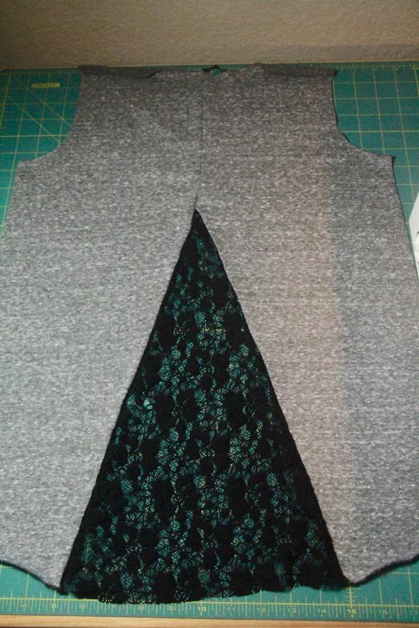 Mini Briar Triangle Cutout step 6