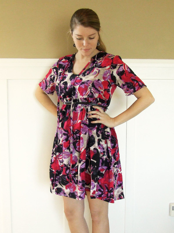 Megan Nielsen Sudley dress and blouse pattern tester roundup