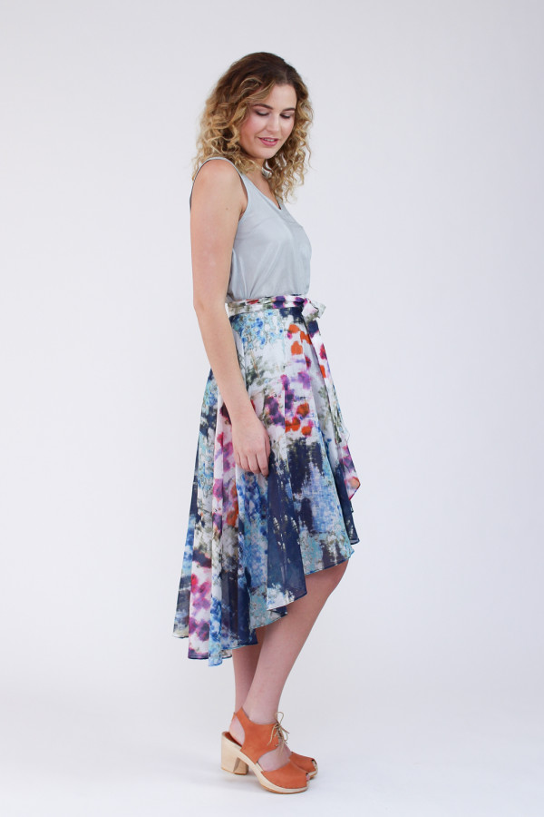 Megan Nielsen Cascade skirt sewing pattern
