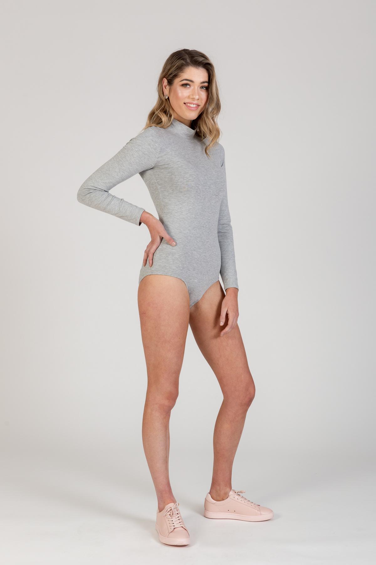 Rowan Bodysuit with snaps