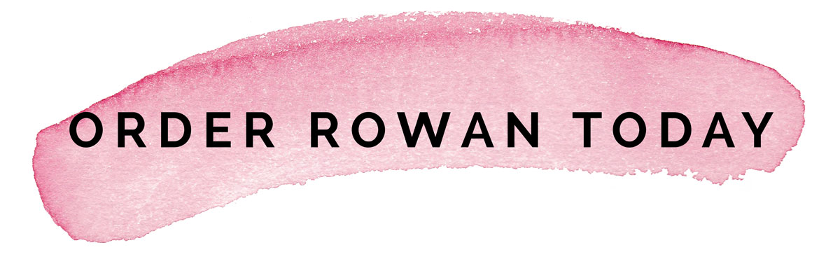 Order Rowan sewing pattern!