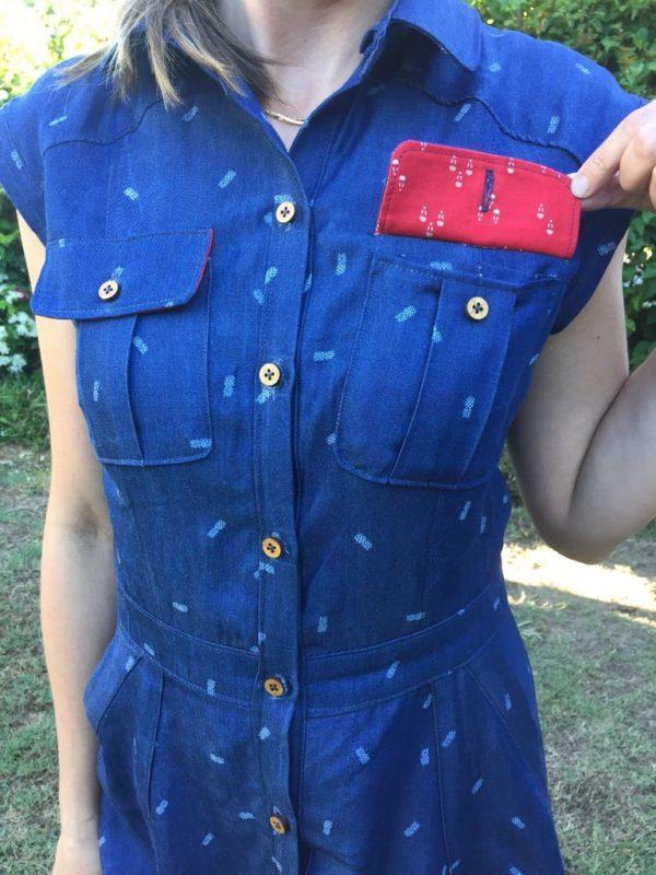 Megan Nielsen Matilda dress sewing pattern // pattern tester roundup!