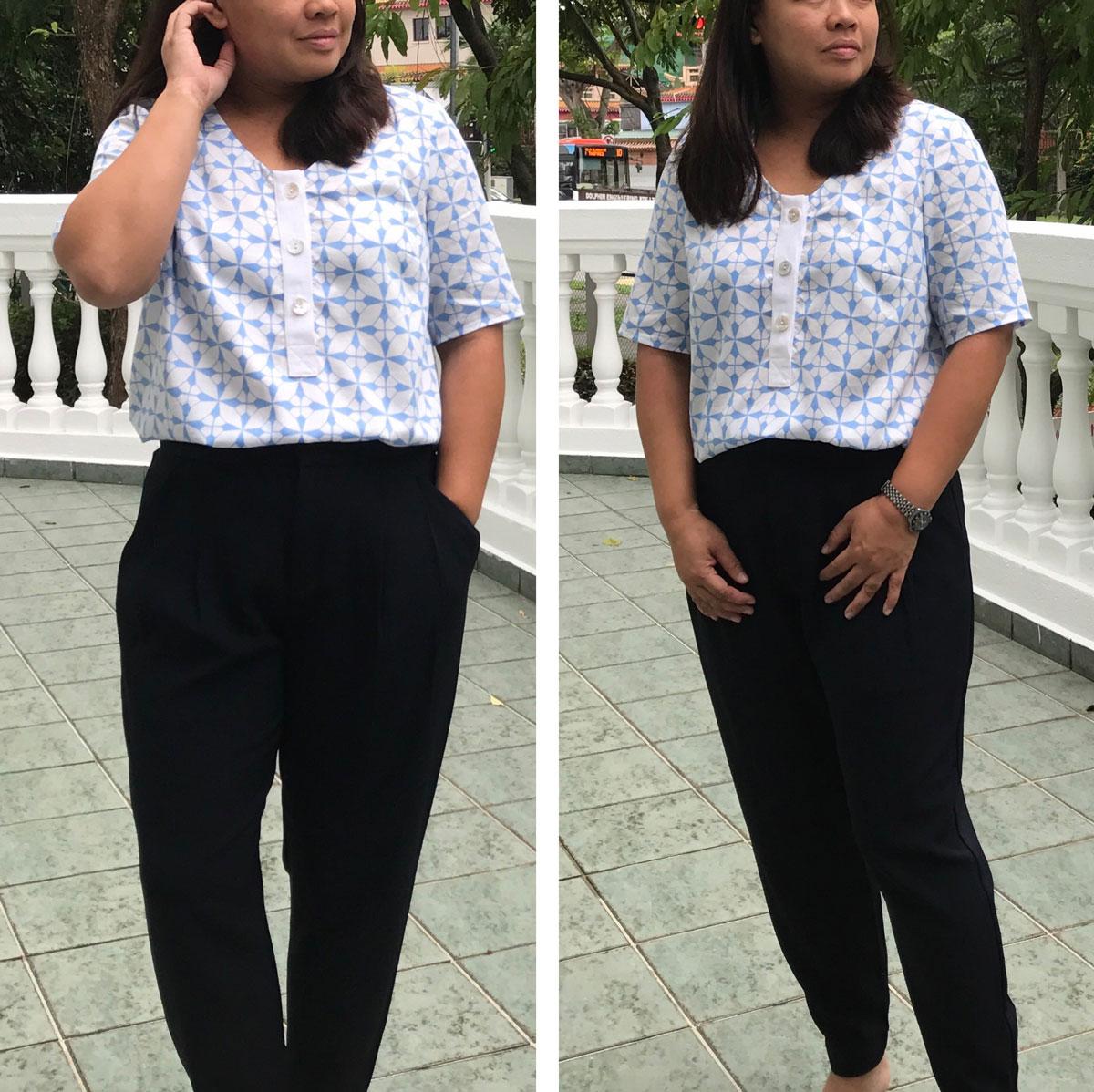 Banksia blouse pattern tester roundup! // Megan Nielsen Design Diary