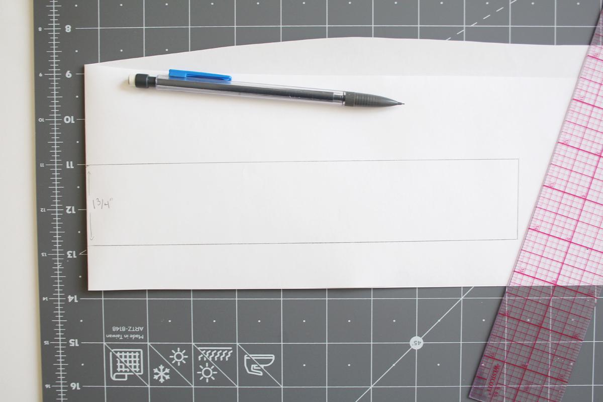 ruffle variation of the River pattern // tutorial on Megan Nielsen Design Diary