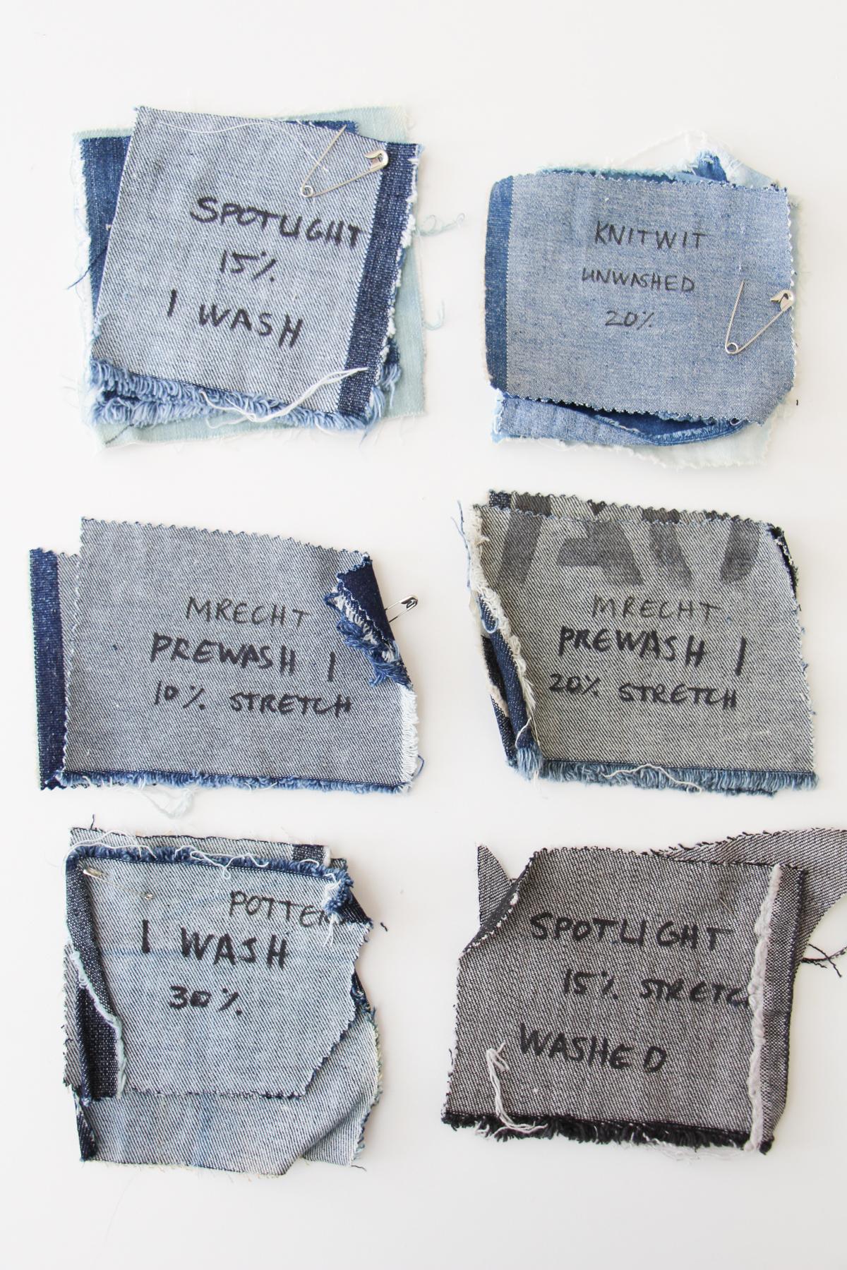 Megan Nielsen Ash Jeans sewalong prep!
