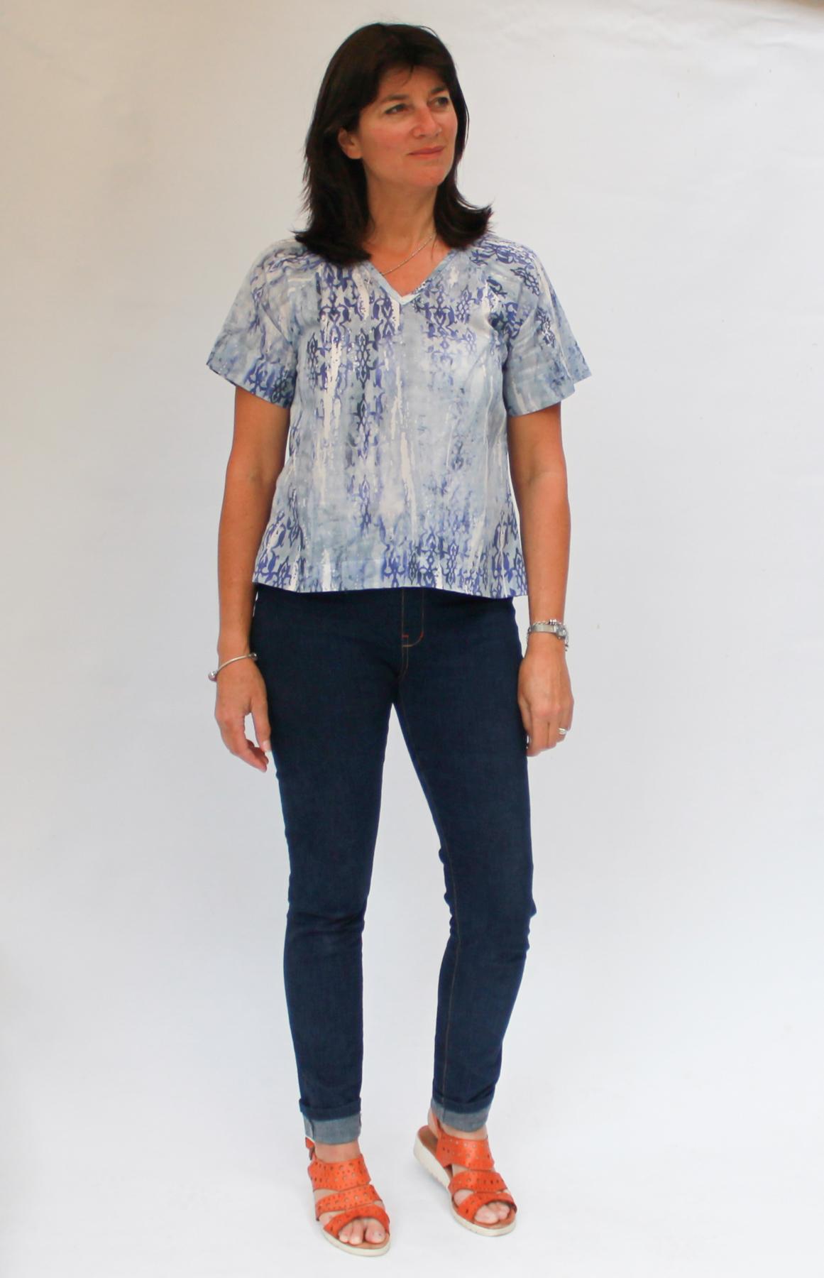 River dress & top pattern tester roundup! Megan Nielsen Design Diary