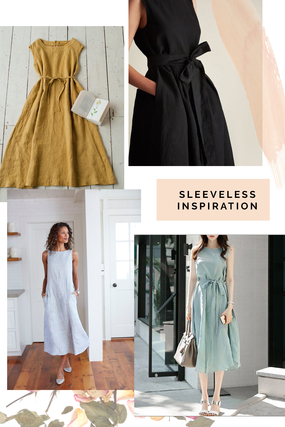 Floreat Sleeveless Inspiration