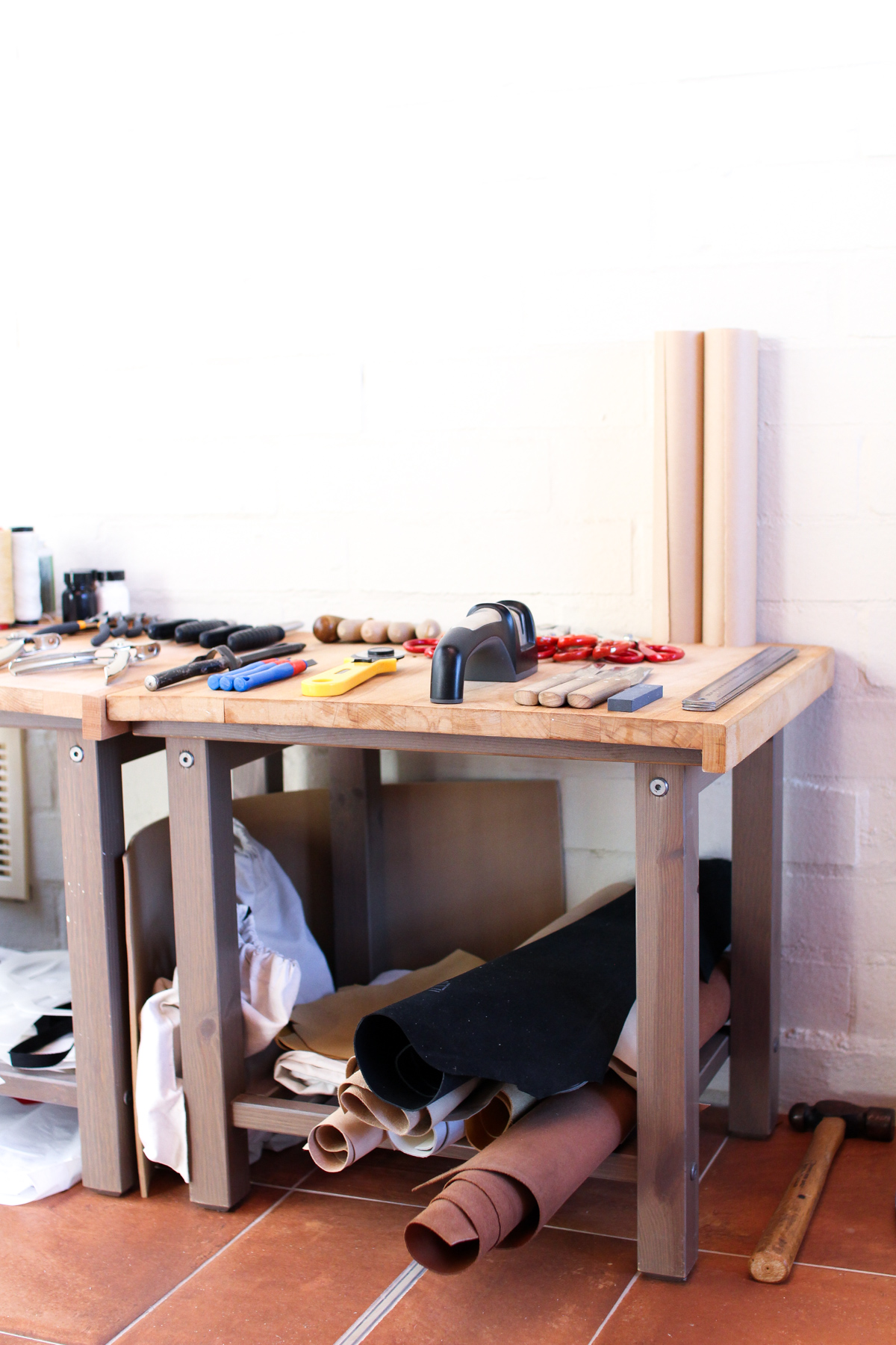 Making shoes with The Shoe Camaraderie // Megan Nielsen Design Diary