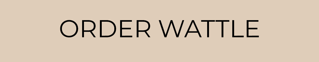 Order Wattle