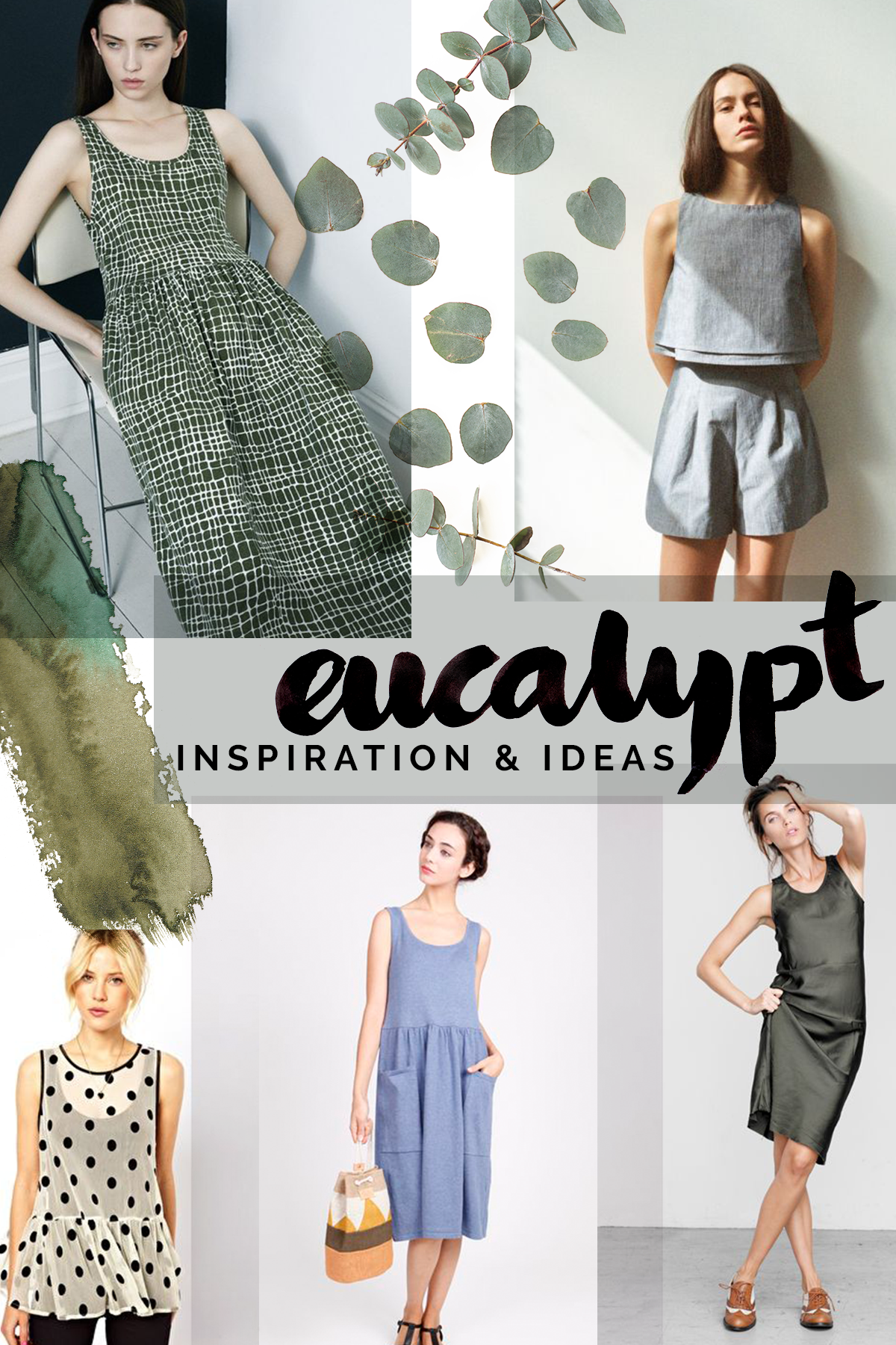Eucalypt Inspiration and Ideas